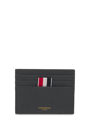 Leather Card Holder W/ Note Compartment