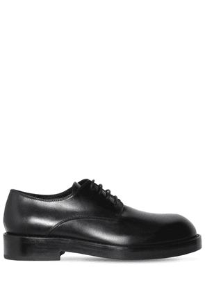 Oliver Leather Derby Lace-up Shoes
