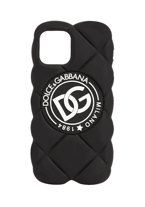 Dg Quilted Iphone 12 Pro Case
