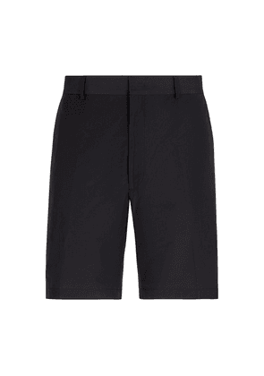 Nylon And Cotton Trousers