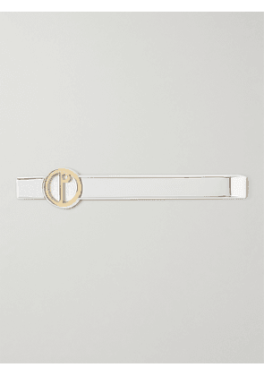 Dunhill - Rhodium-Plated and Gold-Tone Tie Clip - Men - Silver