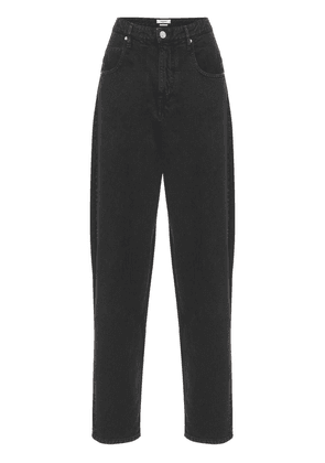 Corfy High Rise Baggy Jeans