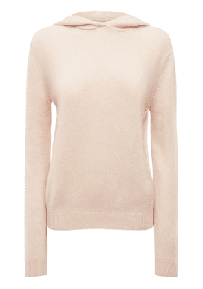 Stefka Hooded Cashmere Knit Sweater