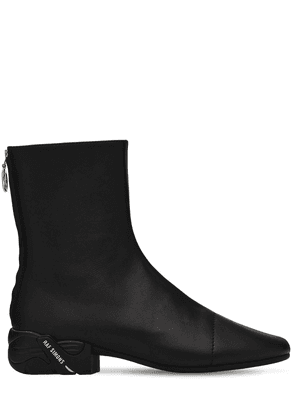 Solaris High-top Leather Boots