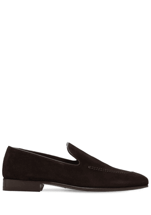 Truro Suede Loafers