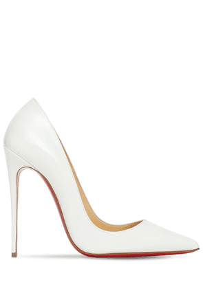 120mm So Kate Patent Leather Pumps