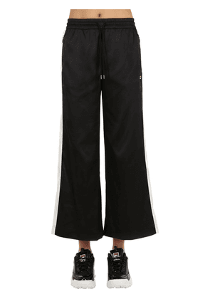 Woven Pants W/ Side Bands