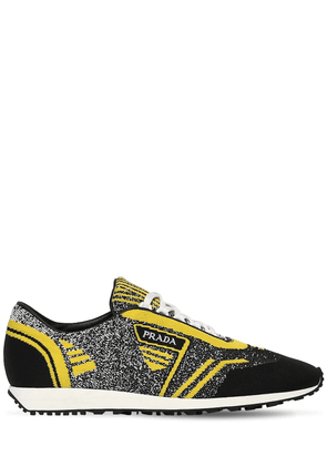 Knit Running Sneakers