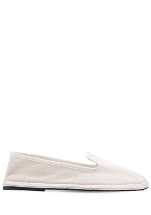 10mm Linen Loafers