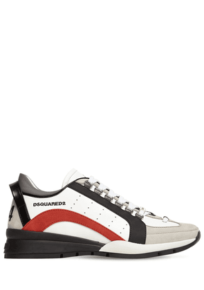 New 551 Leather, Rubber & Suede Sneakers