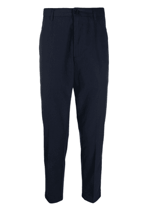 Department 5 cropped slim-fit chinos - Blue