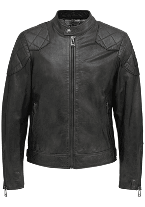 Outlaw Hand Waxed Leather Jacket