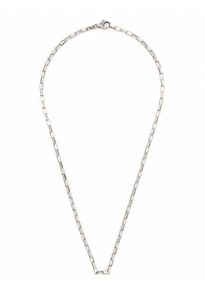Dolce & Gabbana cable link necklace - Silver