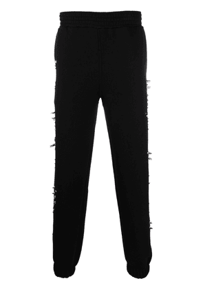Givenchy spike stud-detail trousers - Black