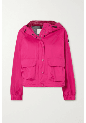 Moncler - Cigue Hooded Shell Jacket - Pink