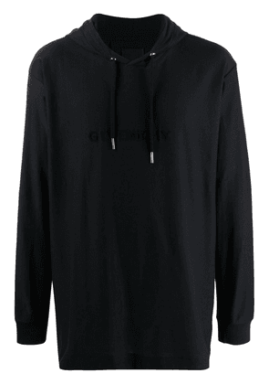 Givenchy 4G motif oversized hoodie - Black