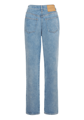 Double Back Straight Jeans