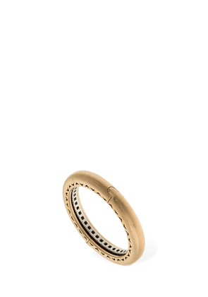 18kt Gold Two-in-one Secret Ring