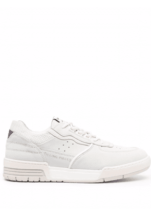 Filling Pieces perforated-detail low-top sneakers - Grey