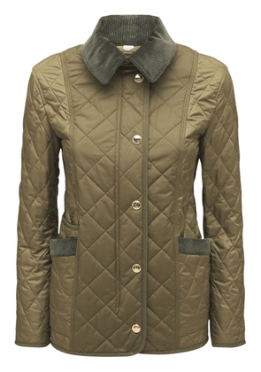Wark Quilted Jacket