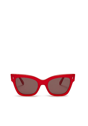 Mulberry Women's Kate Sunglasses - Hibiscus Red