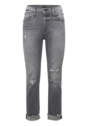 The Scrapper Fray Jeans