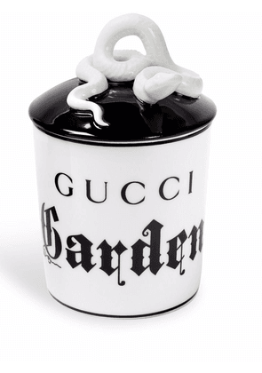 Gucci Snake candle - White
