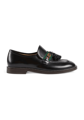 Children's loafer with Web