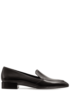 20mm Angi Leather Loafers