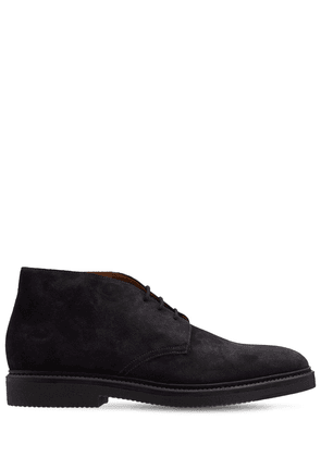 Chukka Suede Boots
