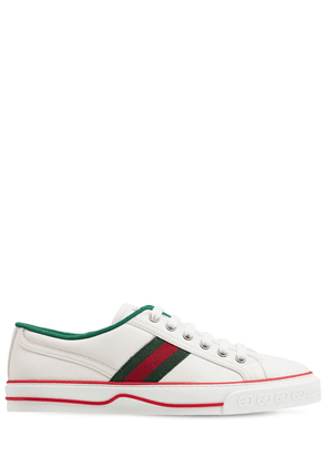 15mm Gucci Tennis 1977 Leather Sneakers
