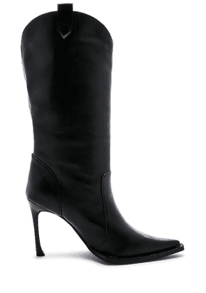 Jeffrey Campbell Cognitive Boot in Black. Size 6, 6.5, 7, 7.5, 8, 8.5, 9, 9.5.