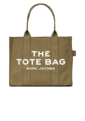 Marc Jacobs Traveler Tote in Olive.