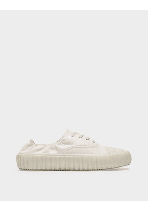 MM6 Maison Margiela Sneakers in White Leather