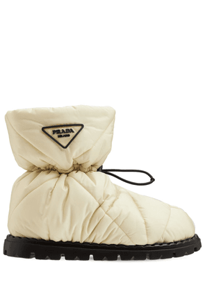 20mm Blow Padded Nylon Snow Boots