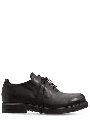 Bruto Leather Lace-up Derby Shoes