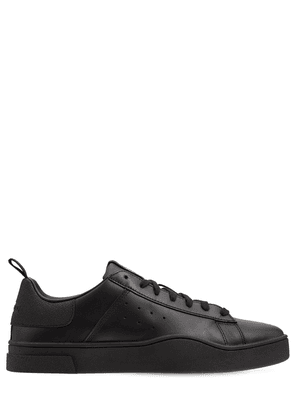 Clever Leather Low-top Sneakers