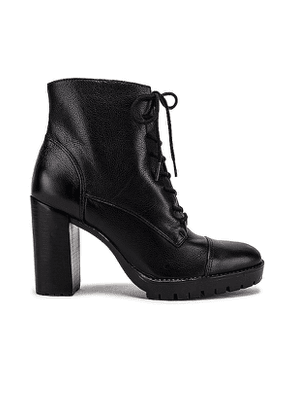 RAYE Othello Boot in Black. Size 7, 7.5, 8, 9.