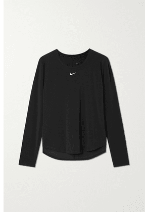 Nike - One Luxe Dri-fit Top - Black
