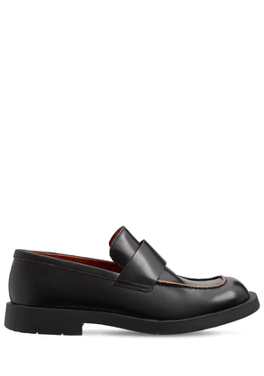 1978 Black Leather Loafers