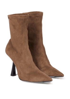 Bray 100 suede boots