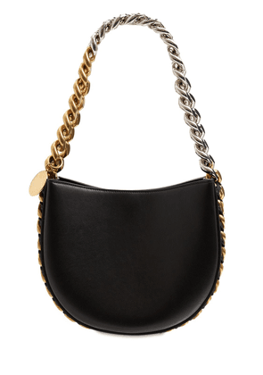 Small Alter Mat Faux Leather Bag