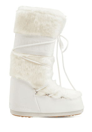 Icon Faux Fur Moon Boots