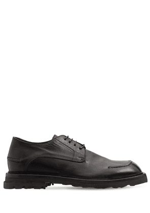 Achille Leather Lace-up Shoes