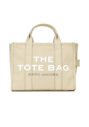 Marc Jacobs The Small Tote in Beige.