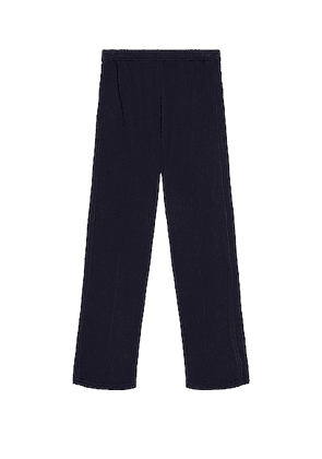 Les Tien Lounge Pant in Navy - Navy. Size L (also in M, S, XL/1X).
