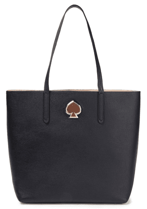 Kate Spade New York Suzy Leather Tote Woman Black Size --