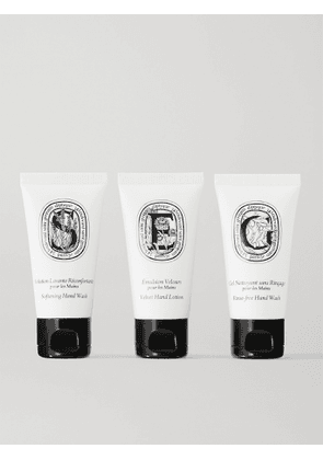Diptyque - The Art of Hand Care Travel Set - Men - one size