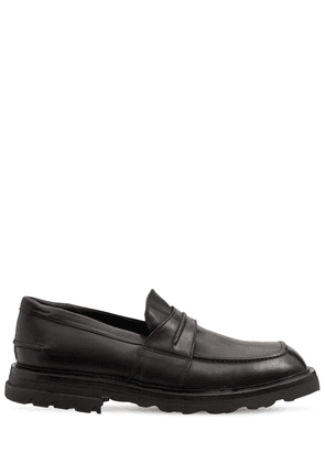 Achille Leather Loafers