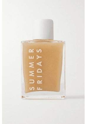 Summer Fridays - Pool Time Glowing Body Oil, 100ml - Colorless